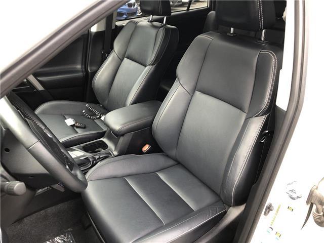 2017 Toyota RAV4 Limited (Stk: 610748) in Ottawa - Image 11 of 26