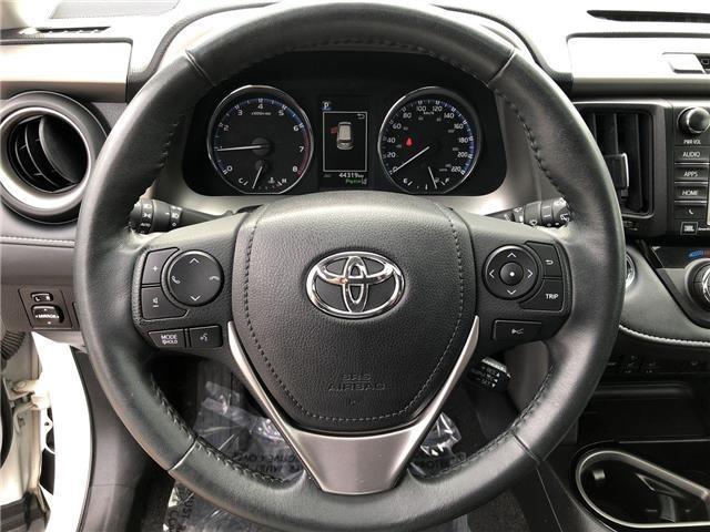2017 Toyota RAV4 Limited (Stk: 610748) in Ottawa - Image 14 of 26