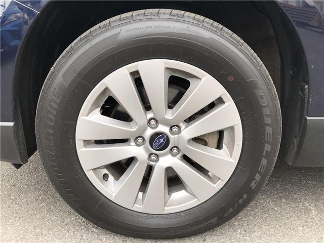 2018 Subaru Outback 2.5i Touring (Stk: 250510) in Ottawa - Image 10 of 26