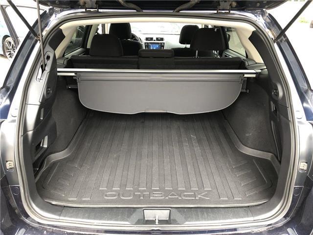 2018 Subaru Outback 2.5i Touring (Stk: 250510) in Ottawa - Image 25 of 26