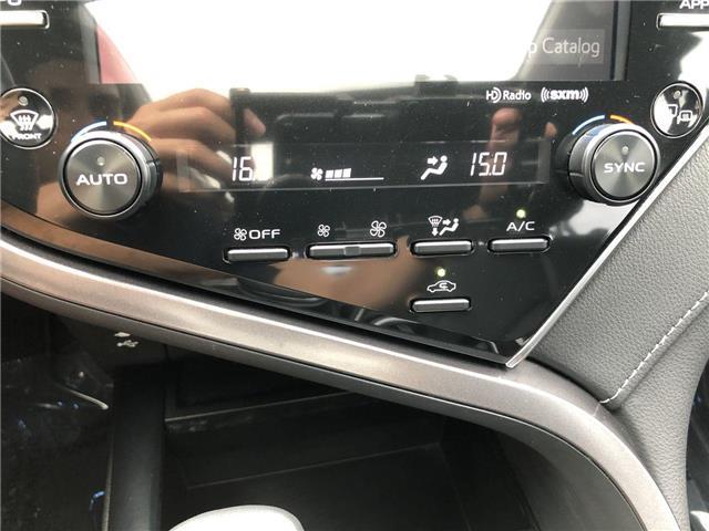 2018 Toyota Camry XSE V6 (Stk: 016559) in Ottawa - Image 19 of 26