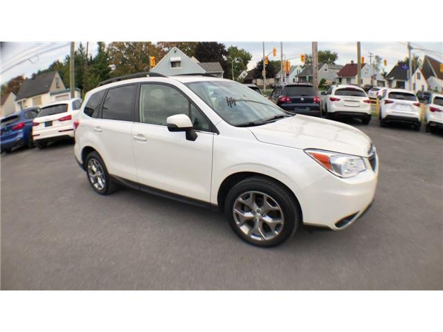 2015 Subaru Forester 2.5i Limited Package (Stk: 523931) in Ottawa - Image 2 of 26
