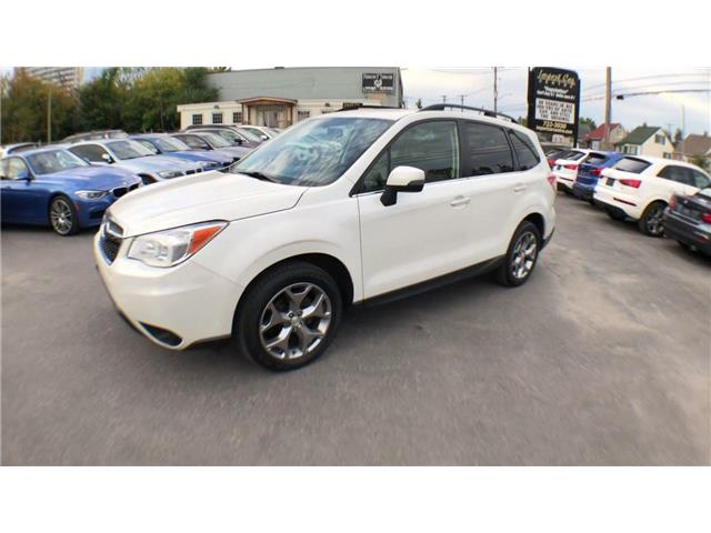 2015 Subaru Forester 2.5i Limited Package (Stk: 523931) in Ottawa - Image 4 of 26