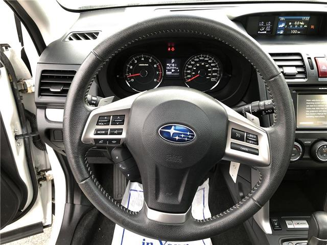2015 Subaru Forester 2.5i Limited Package (Stk: 523931) in Ottawa - Image 14 of 26