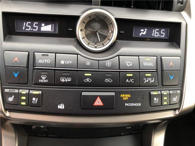 2017 Lexus NX 200t Base (Stk: 102391) in Ottawa - Image 19 of 26