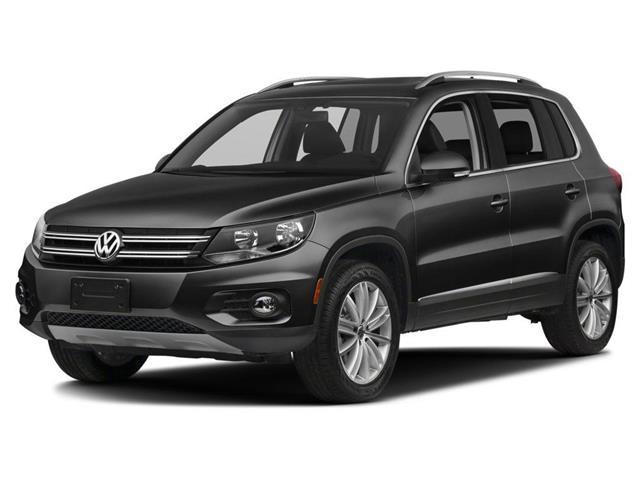 2016 Volkswagen Tiguan  (Stk: V1010) in Prince Albert - Image 1 of 10