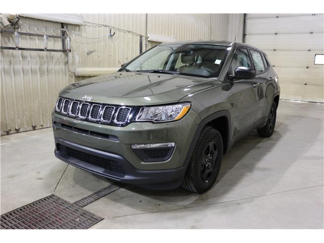 2019 Jeep Compass Sport (Stk: KT108) in Rocky Mountain House - Image 1 of 26
