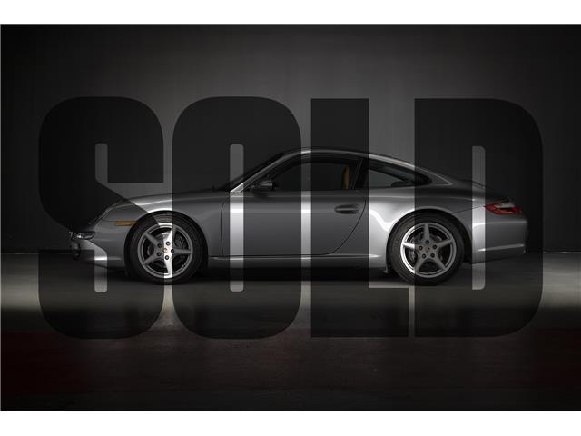 2005 Porsche 911 Carrera (Stk: MU2170AA) in Woodbridge - Image 1 of 18
