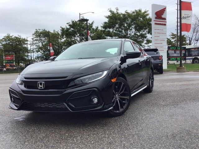2020 Honda Civic Sport Touring (Stk: 20015) in Barrie - Image 1 of 20