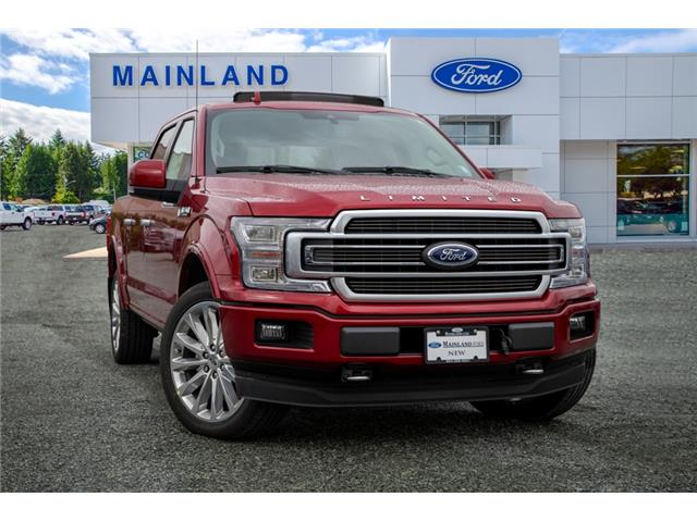 2019 Ford F-150 Limited (Stk: 9F15213) in Vancouver - Image 1 of 26
