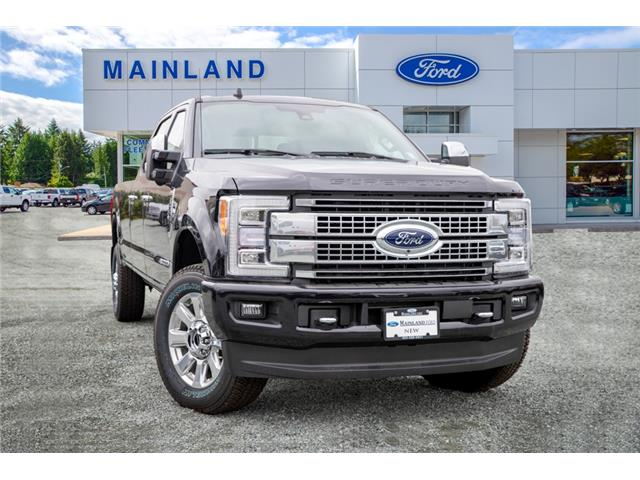 2019 Ford F-350 Platinum (Stk: 9F34241) in Vancouver - Image 1 of 26