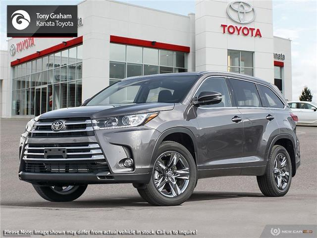 2019 Toyota Highlander Limited (Stk: 89905) in Ottawa - Image 1 of 24
