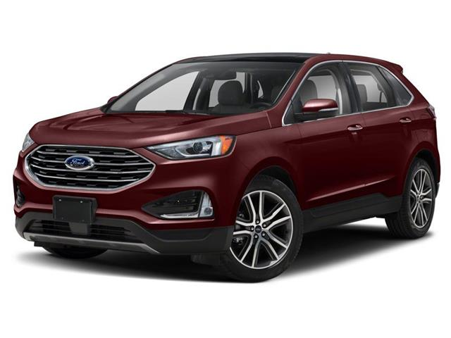 2019 Ford Edge Titanium (Stk: DB043) in Sault Ste. Marie - Image 1 of 9