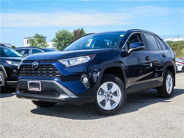 2019 Toyota RAV4 XLE (Stk: 95592) in Waterloo - Image 1 of 17