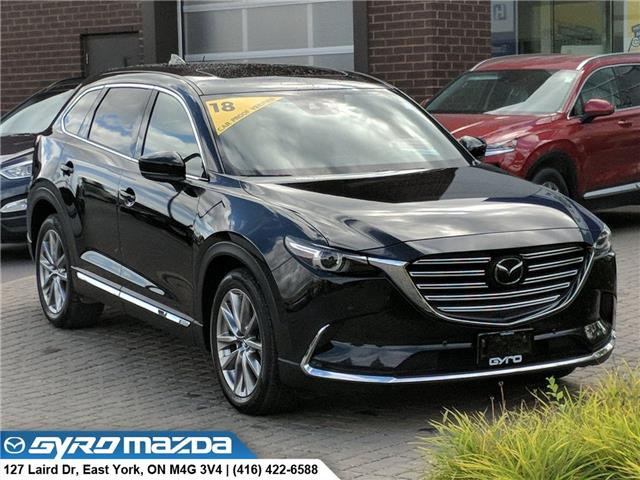 2018 Mazda CX-9 Signature (Stk: 28875A) in East York - Image 1 of 30