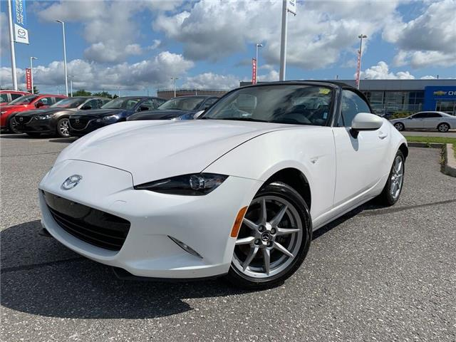 2016 Mazda MX-5 GX (Stk: 11046A) in Ottawa - Image 1 of 19
