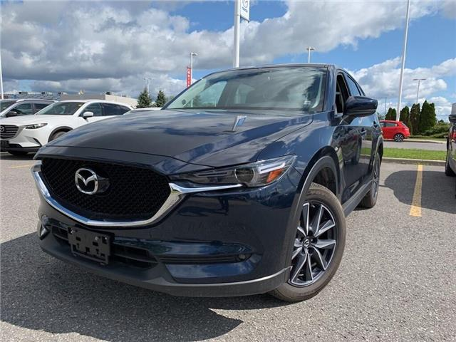 2018 Mazda CX-5 GT (Stk: M897) in Ottawa - Image 1 of 29