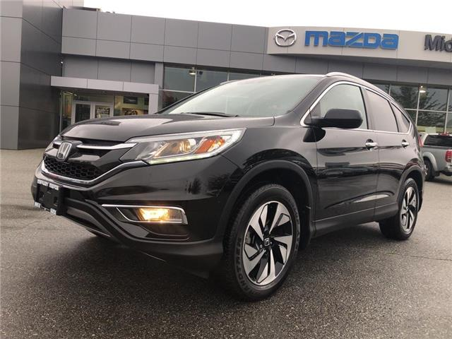 2016 Honda CR-V Touring (Stk: P4214) in Surrey - Image 1 of 15