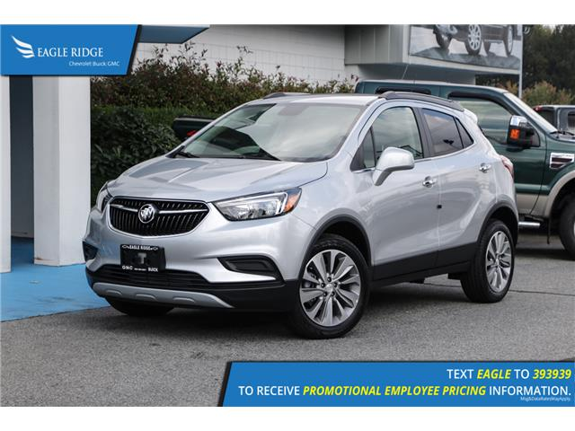 2020 Buick Encore Preferred (Stk: 06605A) in Coquitlam - Image 1 of 17