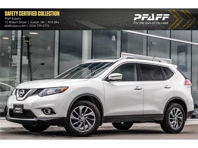 2016 Nissan Rogue SL Premium (Stk: SU0104) in Guelph - Image 1 of 22