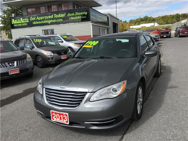 2013 Chrysler 200 LX (Stk: 2559A) in Kingston - Image 1 of 12