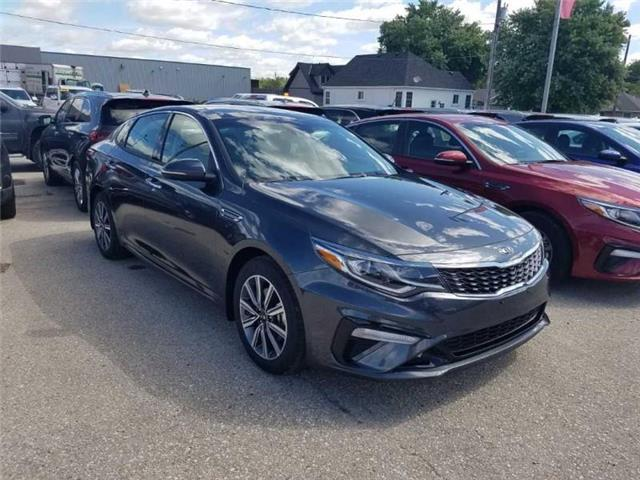 2020 Kia Optima EX+ (Stk: K20089) in Listowel - Image 1 of 10