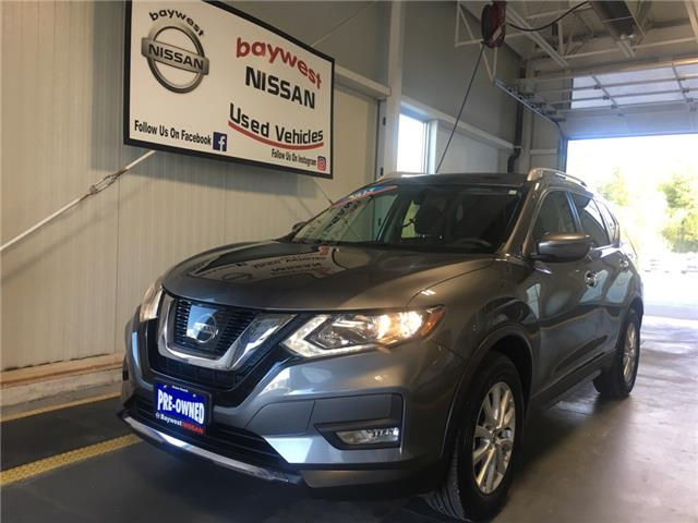 2017 Nissan Rogue SV (Stk: P0714) in Owen Sound - Image 1 of 12