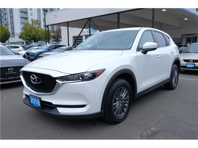 2018 Mazda CX-5 GS (Stk: 7974A) in Victoria - Image 1 of 24
