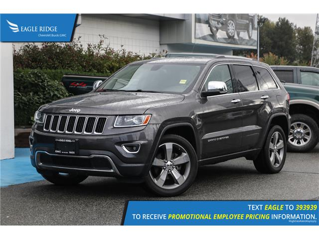 2014 Jeep Grand Cherokee Limited (Stk: 140241) in Coquitlam - Image 1 of 17