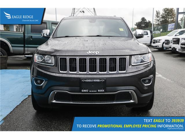 2014 Jeep Grand Cherokee Limited (Stk: 140241) in Coquitlam - Image 2 of 17