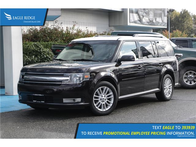 2014 Ford Flex SEL (Stk: 145222) in Coquitlam - Image 1 of 17