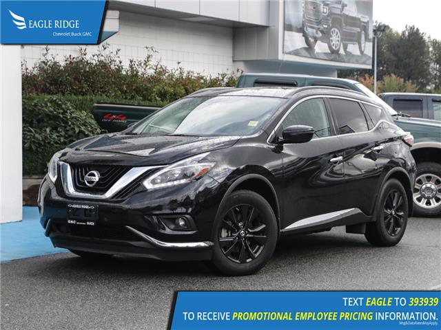 2018 Nissan Murano SV (Stk: 189786) in Coquitlam - Image 1 of 19