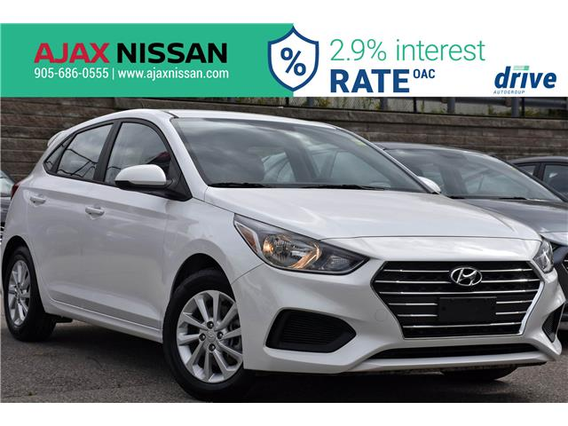 2019 Hyundai Accent Preferred 3KPC25A35KE074117 P4262R in Ajax