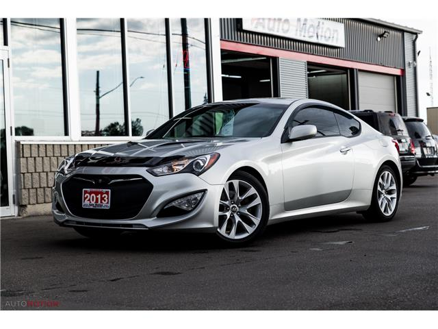 2013 Hyundai Genesis Coupe  (Stk: 19917) in Chatham - Image 1 of 27
