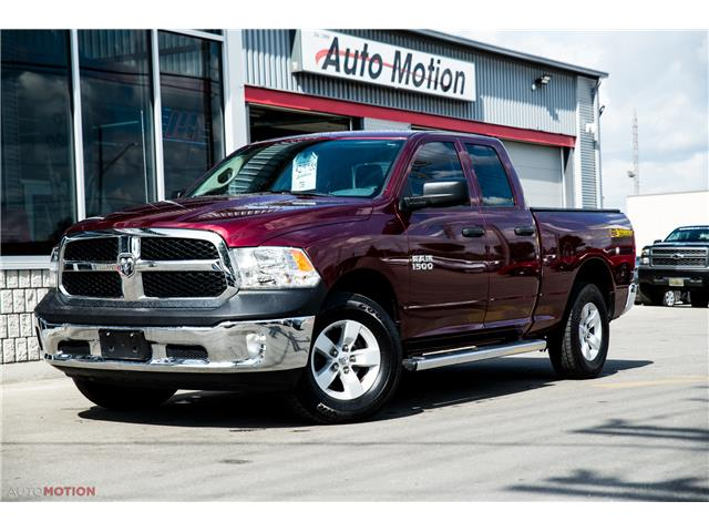 2017 RAM 1500 ST (Stk: 191096) in Chatham - Image 1 of 24