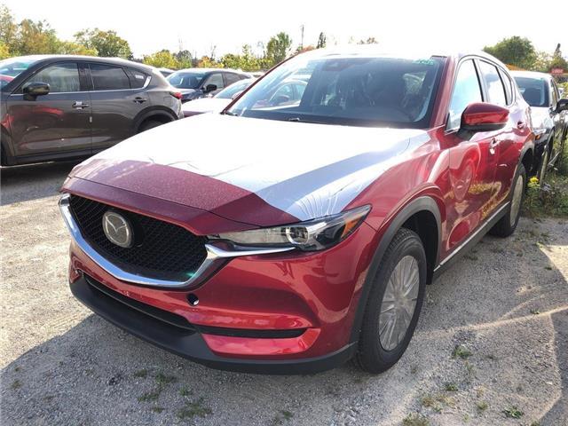 2019 Mazda CX-5 GS (Stk: 82419) in Toronto - Image 1 of 2