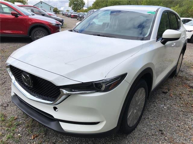 2019 Mazda CX-5 GT (Stk: 82458) in Toronto - Image 1 of 4