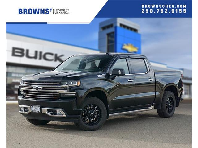 2019 Chevrolet Silverado 1500 High Country (Stk: T19-533A) in Dawson Creek - Image 1 of 16
