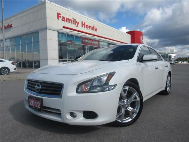 2012 Nissan Maxima SV | SUNROOF | REVERSE CAM (Stk: 802473T) in Brampton - Image 1 of 29