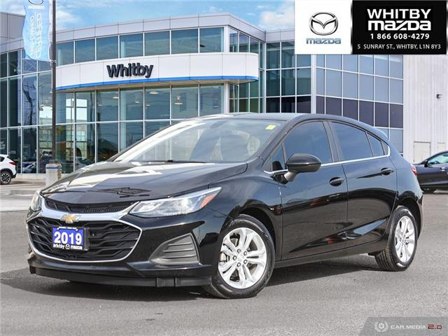 2019 Chevrolet Cruze LT (Stk: 190671A) in Whitby - Image 1 of 27