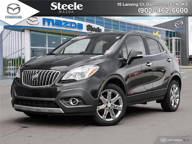 2016 Buick Encore Leather (Stk: 437908A) in Dartmouth - Image 1 of 28