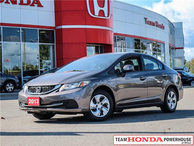 2013 Honda Civic LX (Stk: 191192A) in Milton - Image 1 of 20