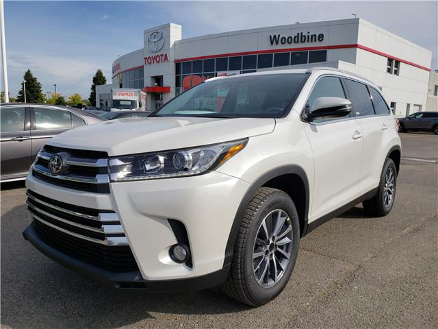 2019 Toyota Highlander XLE (Stk: 9-1232) in Etobicoke - Image 1 of 9