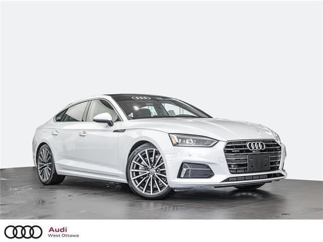 2019 Audi A5 45 Progressiv (Stk: 91592) in Nepean - Image 1 of 19
