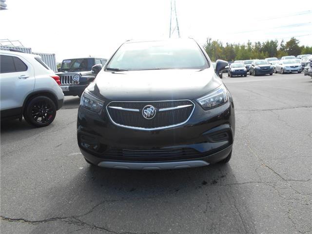 2019 Buick Encore Preferred (Stk: 19-834) in Shawinigan - Image 1 of 9