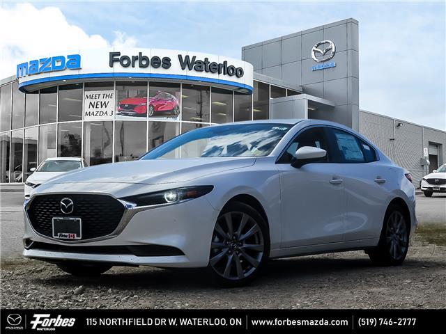 2019 Mazda Mazda3 GT (Stk: A6483) in Waterloo - Image 1 of 17