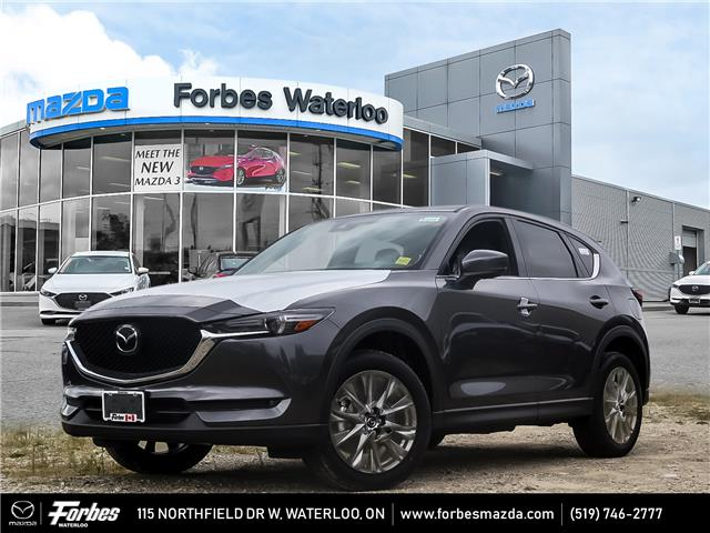 2019 Mazda CX-5 Signature (Stk: M6649) in Waterloo - Image 1 of 17