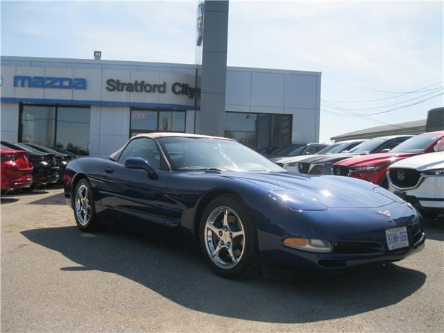 2004 Chevrolet Corvette Base (Stk: 16244A) in Stratford - Image 1 of 15