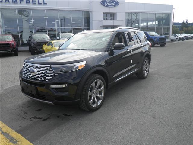 2020 Ford Explorer Platinum (Stk: 2000120) in Ottawa - Image 1 of 12