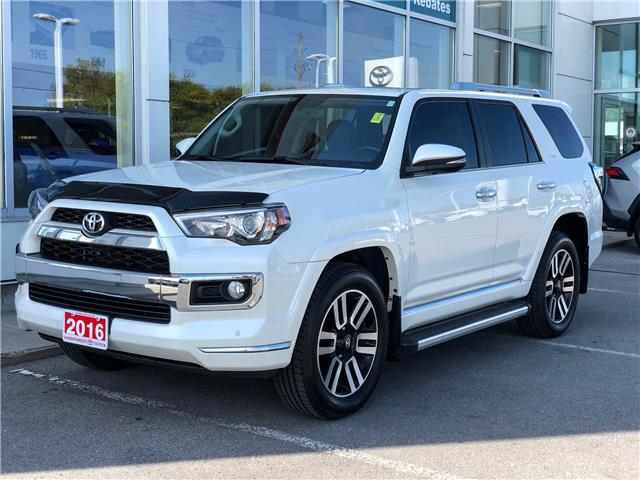 2016 Toyota 4Runner SR5 (Stk: TV221B) in Cobourg - Image 1 of 28